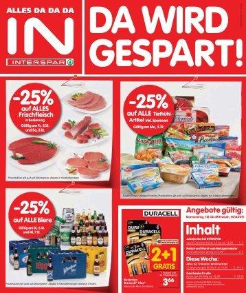 IS Flugblatt - Spar