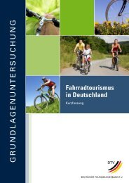 Fahrradtourismus in Deutschland - Bayernbike.de