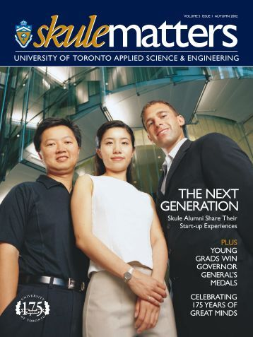 the next generation - Engineering Computing Facility - University of ...