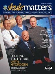 Spring 2002 - Engineering Computing Facility - University of Toronto