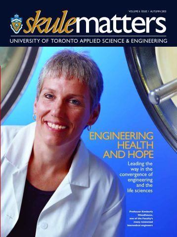 engineering health and hope - Engineering Computing Facility ...