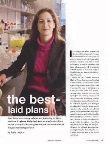 Lifestyles Magazine - Engineering Computing Facility - University of ...