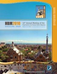 HBM2010 - Organization for Human Brain Mapping