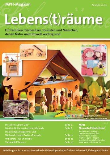 MPH Magazin 5/2013 als PDF - MPH - Mensch Pferd Hund