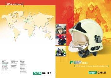 Helm MSA weltweit