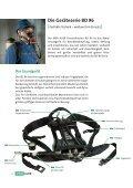 Pressluftatmer-Gerätesystem BD 96 - Page 2