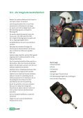Pressluftatmer-Gerätesystem BD 96 - Page 4