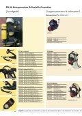 Pressluftatmer-Gerätesystem BD 96 - Page 6