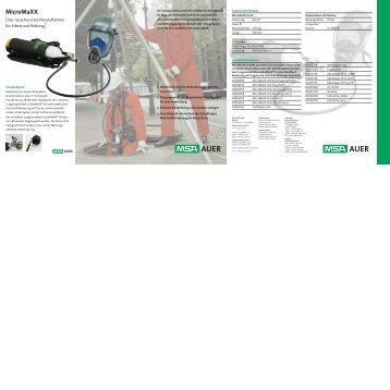 3288/01-112.8 DE MicroMaXX
