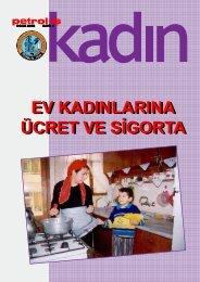 Petrolis KADIN Dergisi / Sayi 1 (Ocak 2003)