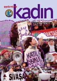 Petrolis KADIN Dergisi / Sayi 2 (Mart 2003)