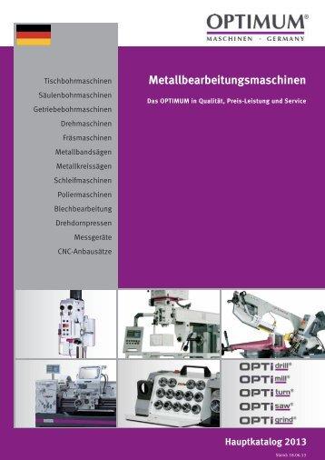 Metallbearbeitungsmaschinen - LEG Agrar