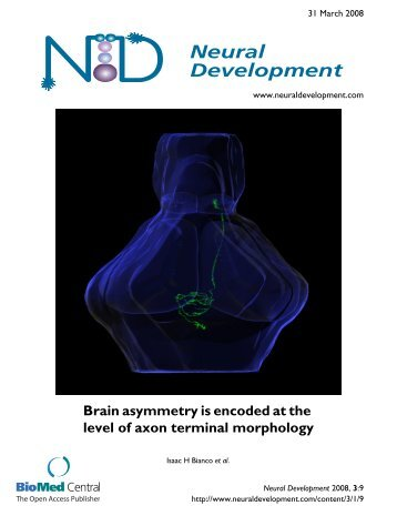 Neural Development - BioMed Central