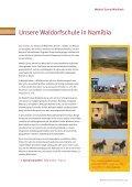 Von der Vorschule bis zur Ausbildung - Waldorf School Windhoek - Seite 3