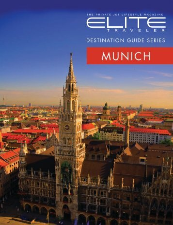 MUNICH - Elite Traveler