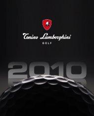 OFFICIAL LICENSEE - Tonino Lamborghini