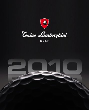 OFFICIAL LICENSEE - Tonino Lamborghini