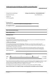 Erteilung Einzugsermächtigung - Samtgemeinde Nordkehdingen