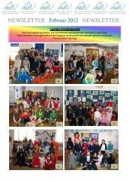 NEWSLETTER Februar 2012 NEWSLETTER - Mary Ward Schulen