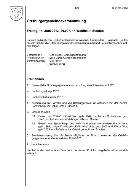 OGV_2013-06-14. - Staufen