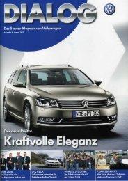 Bericht in VW-Dialog - Tante Paula Elektroroller