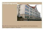 Schulprogramm - BSZ- Gesundheit.de