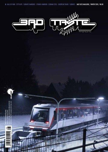Bad Taste Magazine 8 - Bad Taste Magazin 08 - Presse PDF