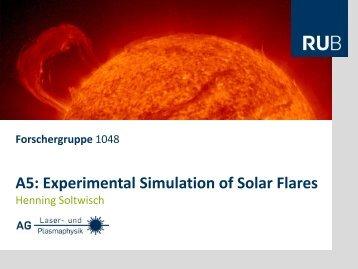 A5 FlareLab - Institut für Theoretische Physik I