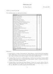 Germany Publications - Theoretische Physik IV