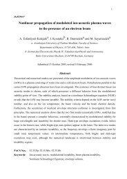pdf here - Theoretische Physik IV