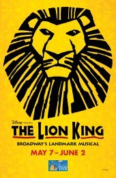 Disney's The Lion King - Tennessee Performing Arts Center