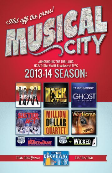 Download - Tennessee Performing Arts Center