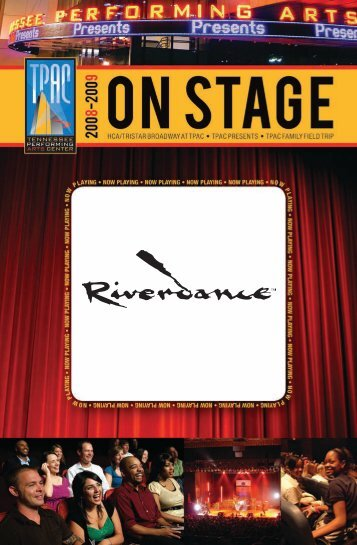 Riverdance - Tennessee Performing Arts Center