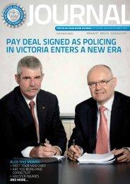 December edition - The Police Association Victoria