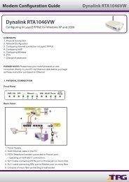 TPG Softphone VoIP Telephone Service - TPG Internet