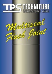 Multiseal Flush Joint