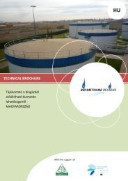 technical brochure hu - Fedarene