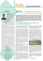 FED Info n°23 FR.qxd - Fedarene