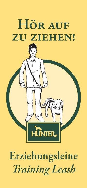 Hör auf zu ziehen! - Hunter