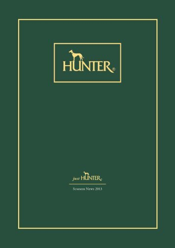 PDF-Download - Hunter