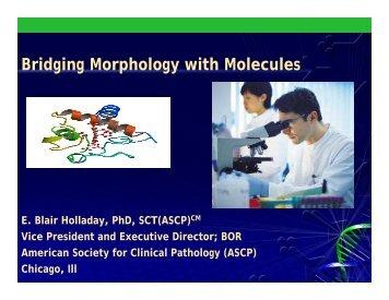 Molecular Diagnostics for Cytopathology