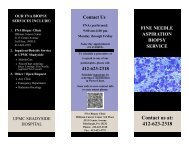 FNA Biopsy Clinic