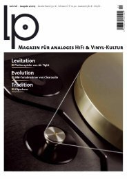 Test LP - Erni Hifi