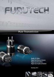 Katalog 2011 - Erni Hifi