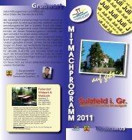 Mitmachprogramm Monat Juli 2011_1.indd - Sulzfeld