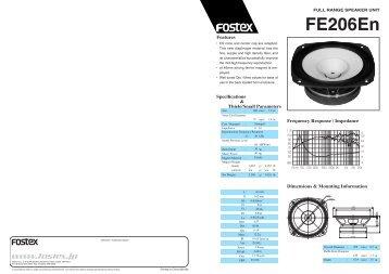 FE206En - Fostex