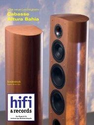 Bahia Hifi records