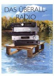 Cambridge Audio Azur 640T V2 Stereo 12/2006 - taurus high-end ...