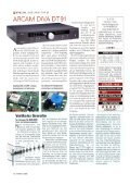 Cambridge Audio Azur 640T V2 Stereo 12/2006 - taurus high-end ... - Page 5