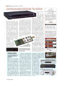 Cambridge Audio Azur 640T V2 Stereo 12/2006 - taurus high-end ... - Page 6